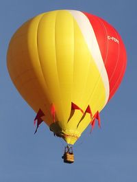 C-FEPM - Albuquerque Internaional Balloon Fiesta - by Keith Sowter