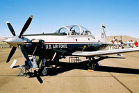 97-3017 @ RTS - At the 2003 Reno Air Races. - by kenvidkid