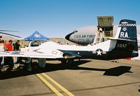67-22247 @ RTS - At the 2003 Reno Air Races.