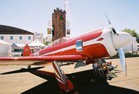 N134US @ RTS - At the 2003 Reno Air Races. - by kenvidkid