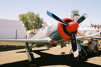 N11MQ @ RTS - At the 2003 Reno Air Races. - by kenvidkid