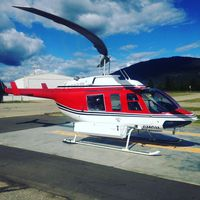C-GMQH @ CZAM - Lakehead Helicopters Inc. - by JD