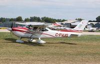 C-FVJG @ KOSH - Cessna T182T - by Mark Pasqualino
