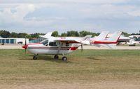 C-GVGT @ KOSH - Cessna 337G - by Mark Pasqualino
