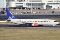 LN-RCN @ EBBR - Take off rwy 07R. - by Raymond De Clercq
