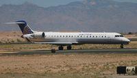 N744SK @ TUS - United Express
