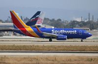 N747SA @ LAX - Southwest