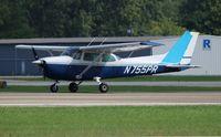 N755PR @ PTK - Cessna 172M