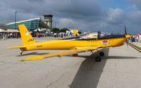 N763AF @ PTK - Schweizer TG-7