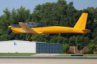 N765AF @ PTK - TG-7 Glider