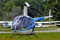 N4013R @ KLAL - Robinson R-22 Beta [1430] Lakeland-Linder~N 16/04/2010