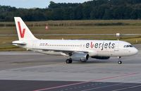 CS-TKV @ EHEH - Everjets A320 operating a flight on behalf of TUI from LPA to EIN. - by FerryPNL