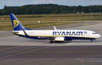 EI-EVM @ EHEH - Ryanair B738 from Manchester arriving. - by FerryPNL