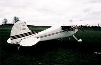 N2366D @ EGHP - At a Popham fly-in circa 2006. - by kenvidkid