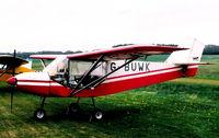 G-BUWK @ EGHP - At a Popham fly-in circa 2006. - by kenvidkid