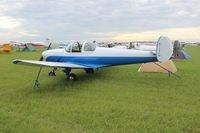 N772CM @ LAL - Ercoupe 415CD