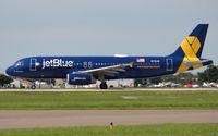 N775JB @ LAL - Vets in Blue