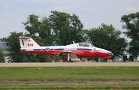 114033 @ KOSH - Canadair CT-114 - by Mark Pasqualino