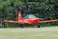C-GWHV @ CYBW - American Aviation AA-1B Trainer 2 [AA1B-0439] Calgary Springbank~C 22/07/2008 - by Ray Barber