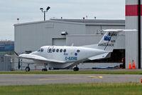 C-GXHG @ CYYC - Beech 200 Super King  Air [BB-1383] (Alberta Air Ambulance) Calgary Int'l~C 22/07/2008 - by Ray Barber
