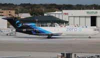 N794AJ @ SFB - Zero G 727-200 - by Florida Metal