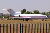 N2688Z @ FAWB - Boeing 727-44C [20476] (Dodson Int'l Aircraft Parts) Pretoria-Wonderboom~ZS 19/09/2006. Some heat haze minus titles.