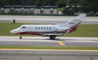 N800CL @ FLL - Hawker 850XP