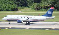 N803MD @ TPA - USAirways
