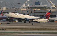 N808DN @ LAX - Delta