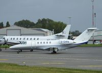 D-CHRA @ EGSH - Executive ramp - by Keith Sowter