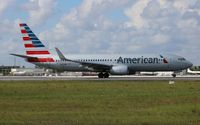 N816NN @ MIA - American - by Florida Metal