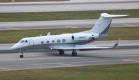 N818EC - GLF3 - Jet Aviation Flight Services