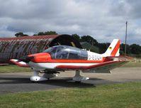 D-EDQR @ X3TB - Tug Aircraft - by Keith Sowter