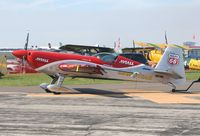 N821MG @ LAL - Extra 300 used by Michael Goulian