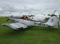 G-JBTR @ EGBK - LAA FLY-IN - by Keith Sowter
