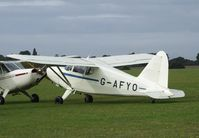 G-AFYO @ EGBK - LAA FLY-IN - by Keith Sowter