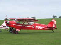 G-CUBY @ EGBK - LAA FLY-IN - by Keith Sowter