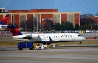 N917EV @ KATL - Taxi for takeoff Atlanta - by Ronald Barker