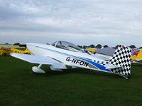 G-NFON @ EGBK - LAA FLY-IN - by Keith Sowter