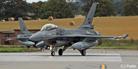 15105 @ EGQS - Portugese AF action at RAF Lossiemouth EGQS during Exercise Joint Warrior 16-2 - by Clive Pattle