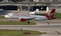 N844VA @ FLL - Virgin America