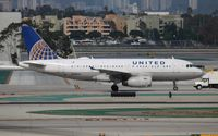N848UA @ LAX - United