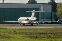 N18WF @ CYVR - Parked outside Million Air hanger. - by Remi Farvacque
