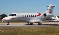N851LJ @ ORL - Lear 85, the only one built with project canceled.