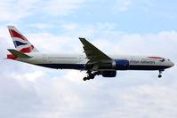 G-VIIS @ EGLL - Landing