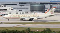 N855GT @ MIA - Etihad Cargo