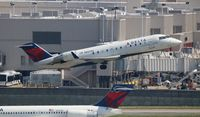 N857AS @ ATL - Delta Connection