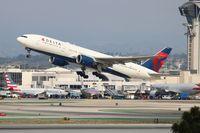 N861DA @ LAX - Delta