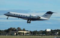 N874C @ ORL - Gulfstream IV