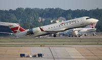 N884AS @ ATL - Express Jet